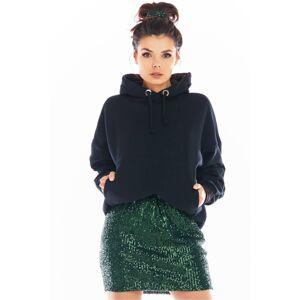 Krátká sukně  model 150751 awama  L