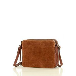 Přírodní kožená taška model 150910 Mazzini  UNI velikost