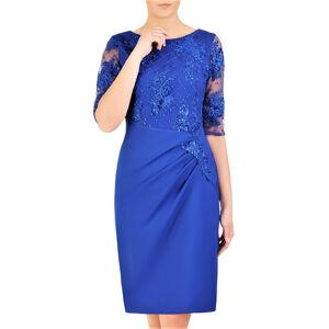 Večerní šaty model 156645 Jersa  36