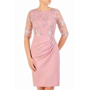 Večerní šaty model 156646 Jersa  36