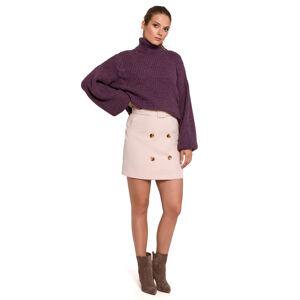 Krátká sukně  model 158107 Makover  L
