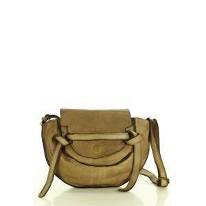 Přírodní kožená taška model 158340 Mazzini  univerzální
