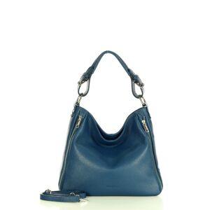 Přírodní kožená taška model 158398 Mazzini  univerzální