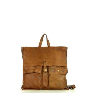 Přírodní kožená taška model 158587 Mazzini  univerzální