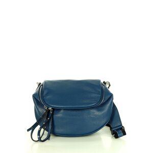 Přírodní kožená taška model 158597 Mazzini  univerzální