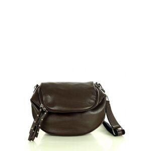 Přírodní kožená taška model 158598 Mazzini  univerzální