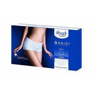 Kalhotky sloggi Basic+ Short - WHITE - SLOGGI WHITE - SLOGGI WHITE 42
