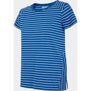 Bavlněné tričko Outhorn TSD605 Modré Modrá XL