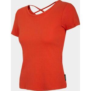 Dámské tričko Outhorn TSD621 Červené Červená L