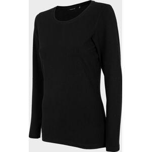 Dámské tričko Outhorn TSDL600 Černé Černá S