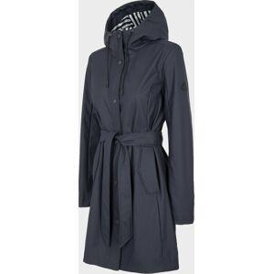 Dámský kabát Outhorn KUD603 Tmavě modrý Modrá L