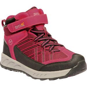 Dětská treková obuv REGATTA RKF508  Samaris V Růžová 35