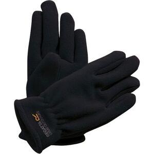 Dětské zimní rukavice RKG024 REGATTA Taz II Černé Černá 11-13 let