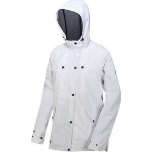 Nepromokavá bunda REGATTA RWW336 Bertille Bílá Bílá 42