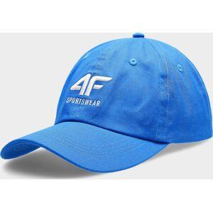 Pánská kšiltovka 4F CAM301 Modrá Modrá M