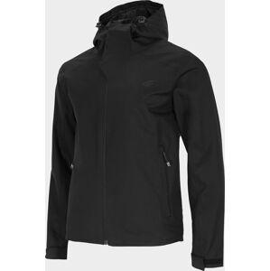 Pánská outdoorová bunda 4F KUM300 Černá 20 M