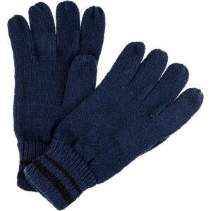 Pánské rukavice Regatta RMG028 Balton Glove II  Tmavě modré Modrá S-M
