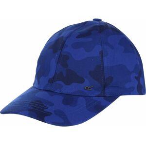 Dětská kšiltovka Regatta Cuyler Cap III 48U modrá 11-13 let