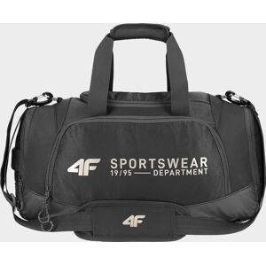 Sportovní taška 2v1 4F TPU212 Černá Černá UNI