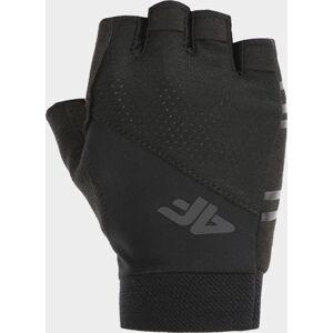 Sportovní rukavice 4F RRU210 Černé Černá S