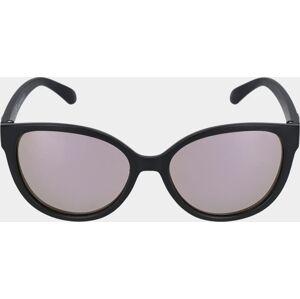 Unisex sluneční brýle 4F OKU064 Růžové light pink solid one size