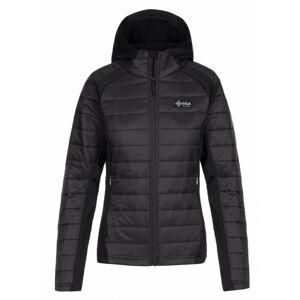 Dámská outdoorová bunda Adisa-w černá - Kilpi 42