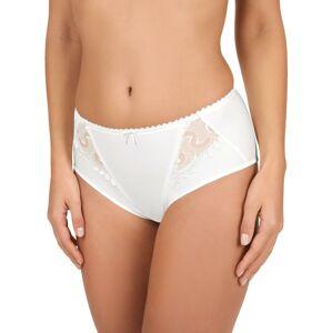 Felina Rhapsody kalhotky se zvýšeným pasem bílá 38