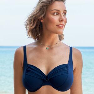 Style Hermine Top Bikini - horní díl 366 midnight blue - RosaFaia 44E