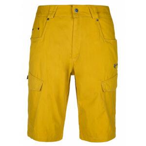 Pánské kraťasy Breeze-m žlutá - Kilpi S