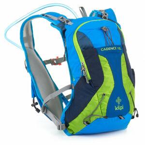 Běžecký/cyklo batoh Cadence modrý - Kilpi 10L UNI