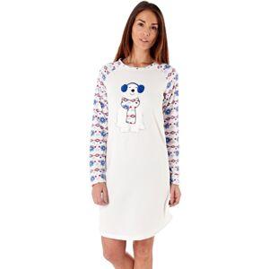 Dámská košilka Fordville LN000676 Blu XS/S Bílá XS/S Bílá