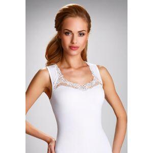 Dámská košilka Porta white - ELDAR bílá XXL