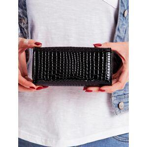 Dámská peněženka s reliéfním motivem G112-05A - FPrice černá one size