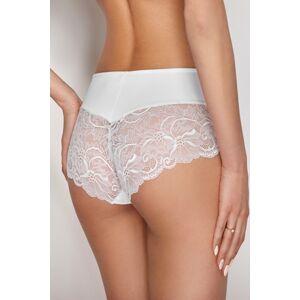 Dámské kalhotky 084 white - EWANA bílá M