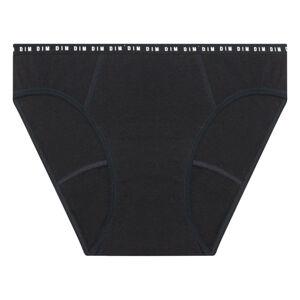 Dámské kalhotky DIM menstruační černé (D0AY7-0HZ) M