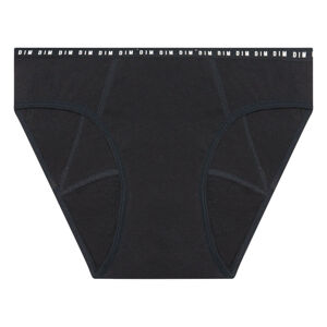 Dámské kalhotky DIM menstruační černé (D0AY9-0HZ) M