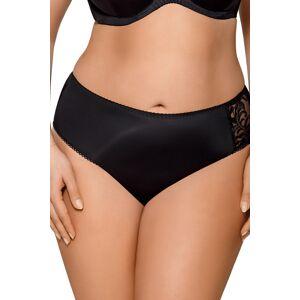 Dámské kalhotky K-379 Victoria black černá M