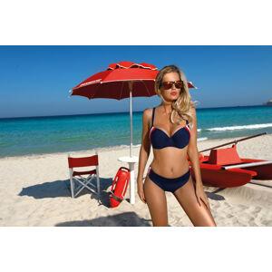 Dámské plavky Miami S940PK3 - Self modrá 42F