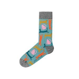 Dámské ponožky John Frank WJFLSFUN19-17  UNI Dle obrázku