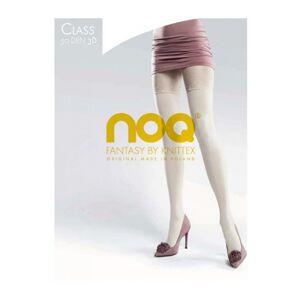 Dámské punčochy Class 50 den 3D NOQ - Knittex černá 4-L