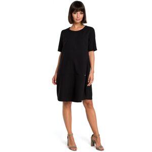 Dámské šaty B082 - BEwear černá 42