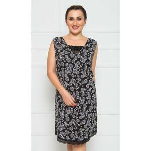 Dámské šaty Laura černá 1XL
