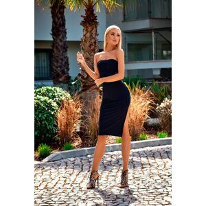 Dámské šaty S665 - ChickChick černá S