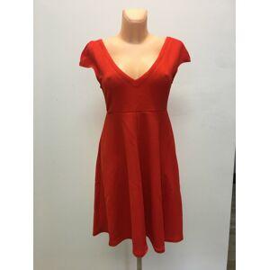 Dámské společenské šaty s širokou sukní červené - Červená / S/M - LOVER S/M