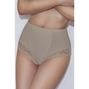 Dámské stahovací kalhotky Ela beige béžová M