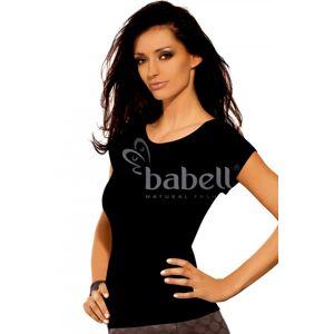Dámské tričko Kiti black - BABELL černá L