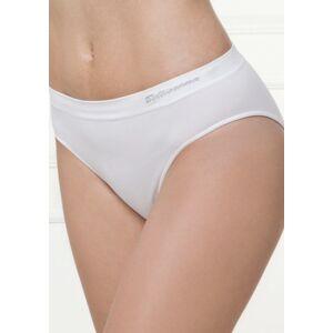 Dámské vyšší kalhotky Bellissima 014  L/XL Bílá