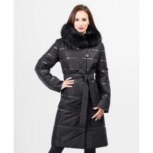Dámský kabát Pati - Getex šedá 48
