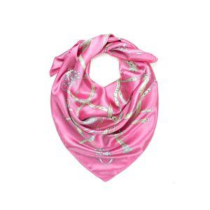 Dámský šátek 20337 Toulouse - Art Of Polo tmavě růžová uni