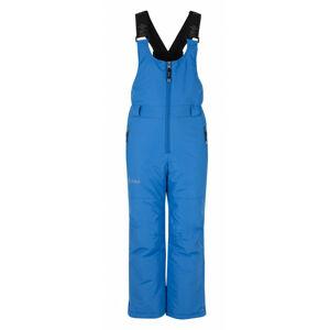 Chlapecké lyžařské kalhoty Daryl-jb modrá - Kilpi 110